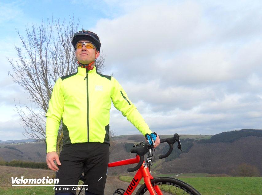 bike softshell jacken test