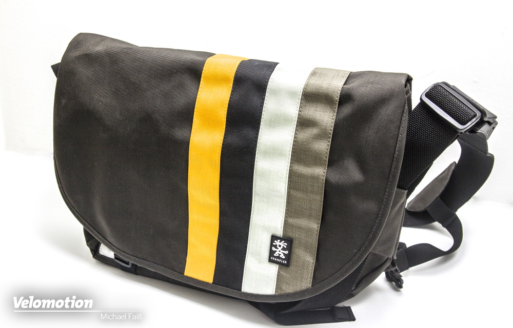 Crumpler Dinky Di Messenger M Simple Schönheit Velomotion