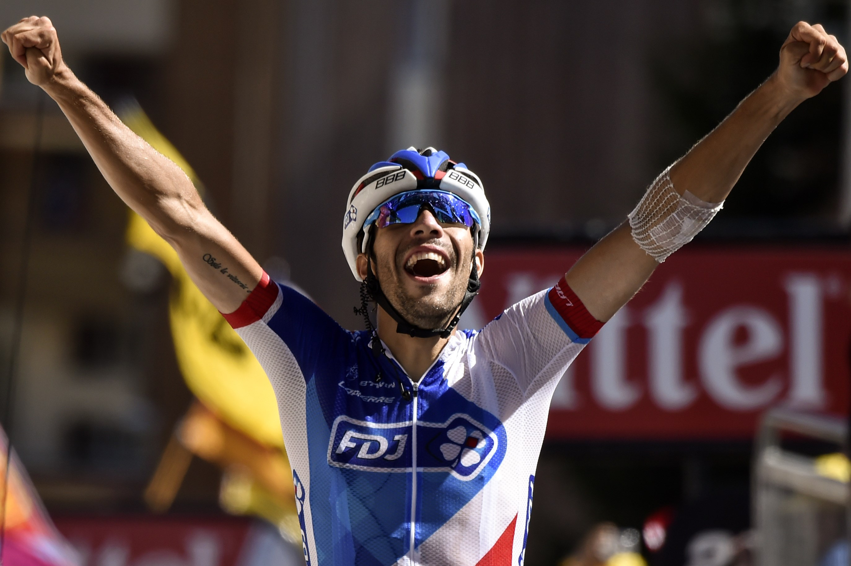 Tour de France Teams 2016 FDJ Pinot