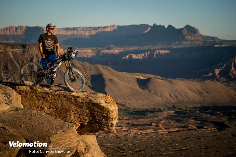 Canyon Factory Freeride Team Berrecloth