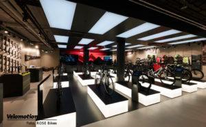 Rose Versand eröffnet ersten multimedialen Konzeptstore - Velomotion
