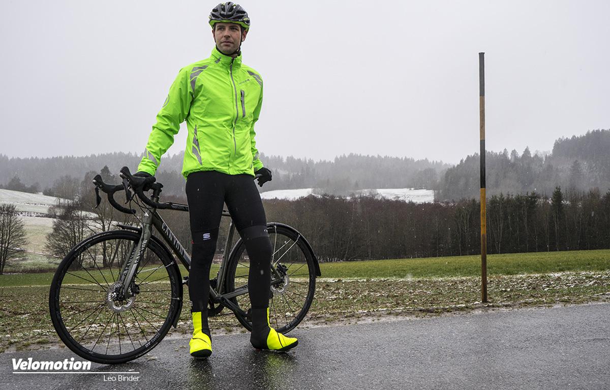 rennrad winter jacke test 2019