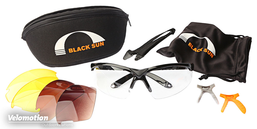 Black Sun Eagle Five Sportlesebrille im Outdoortest | tested