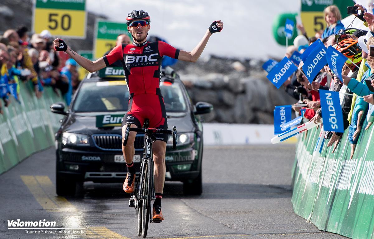 Vuelta Teamvorstellung Tejay Van Garderen