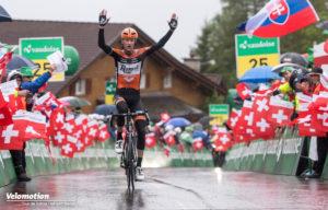 Tour de Suisse Weening siegt