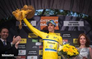 Tour de France Teams 2016 Contador Tinkoff