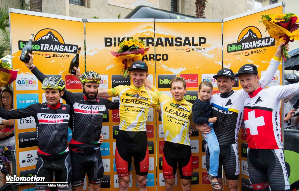 BIKE Transalp 2016
