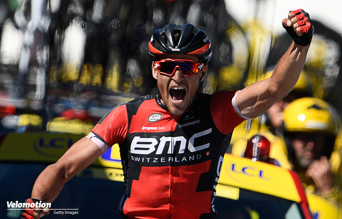 Tour de France 2016 Van Avermaet