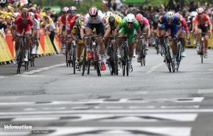 Tour de France 2016 Cavendish Greipel Massensprint