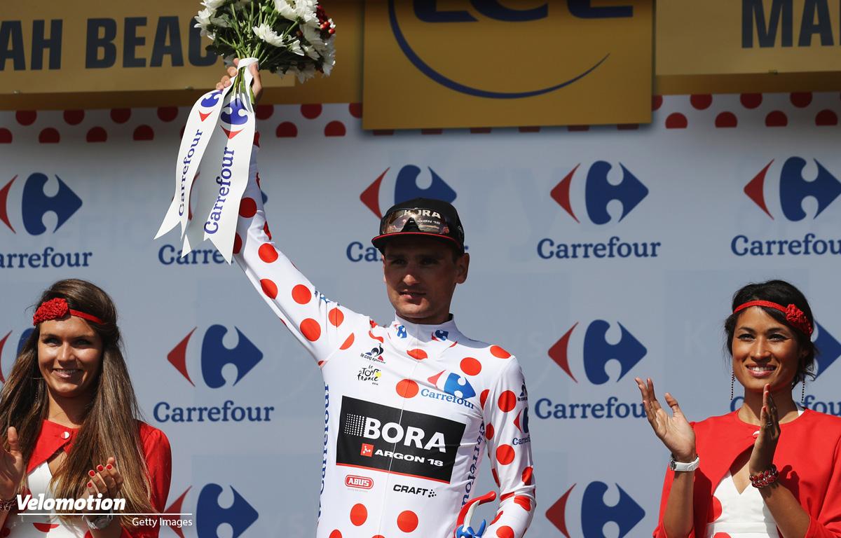 Tour de France Paul Voss Bergtrikot 1. Etappe 2016