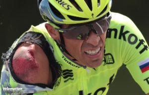 Tour de France Alberto Contador