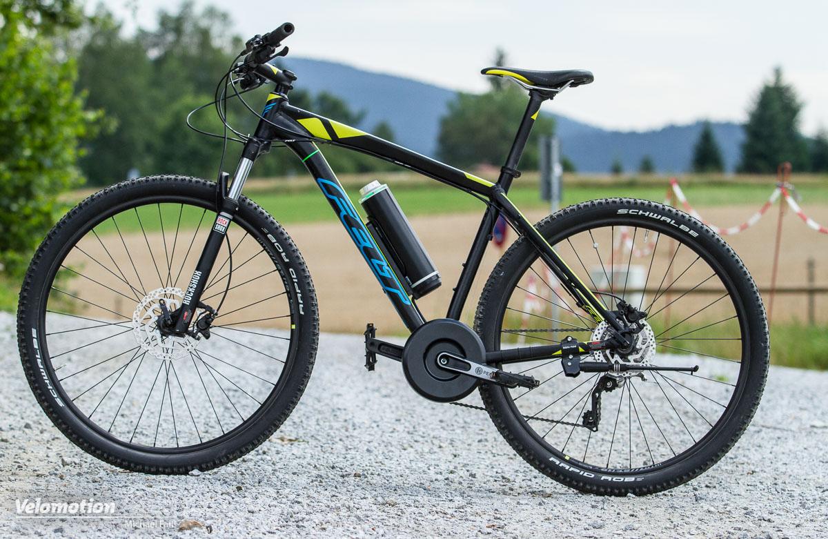 Test Pendix Was Kann Der E Bike Antrieb Zum Nachrüsten Velomotion