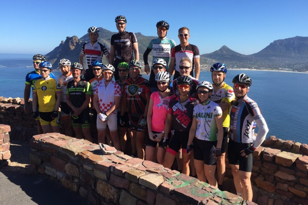 Cape Town Cycle Camp