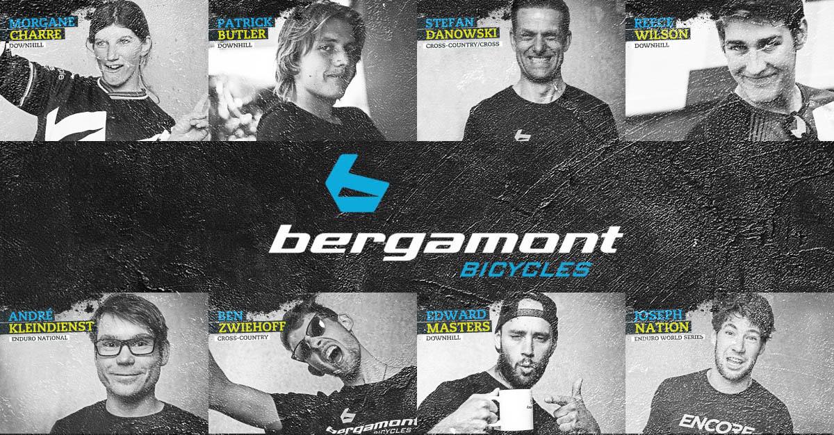 Bergamont Factory Team