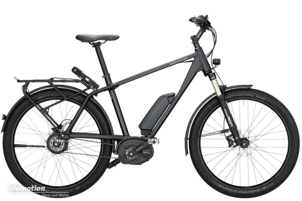 Riese & Müller E-Bikes