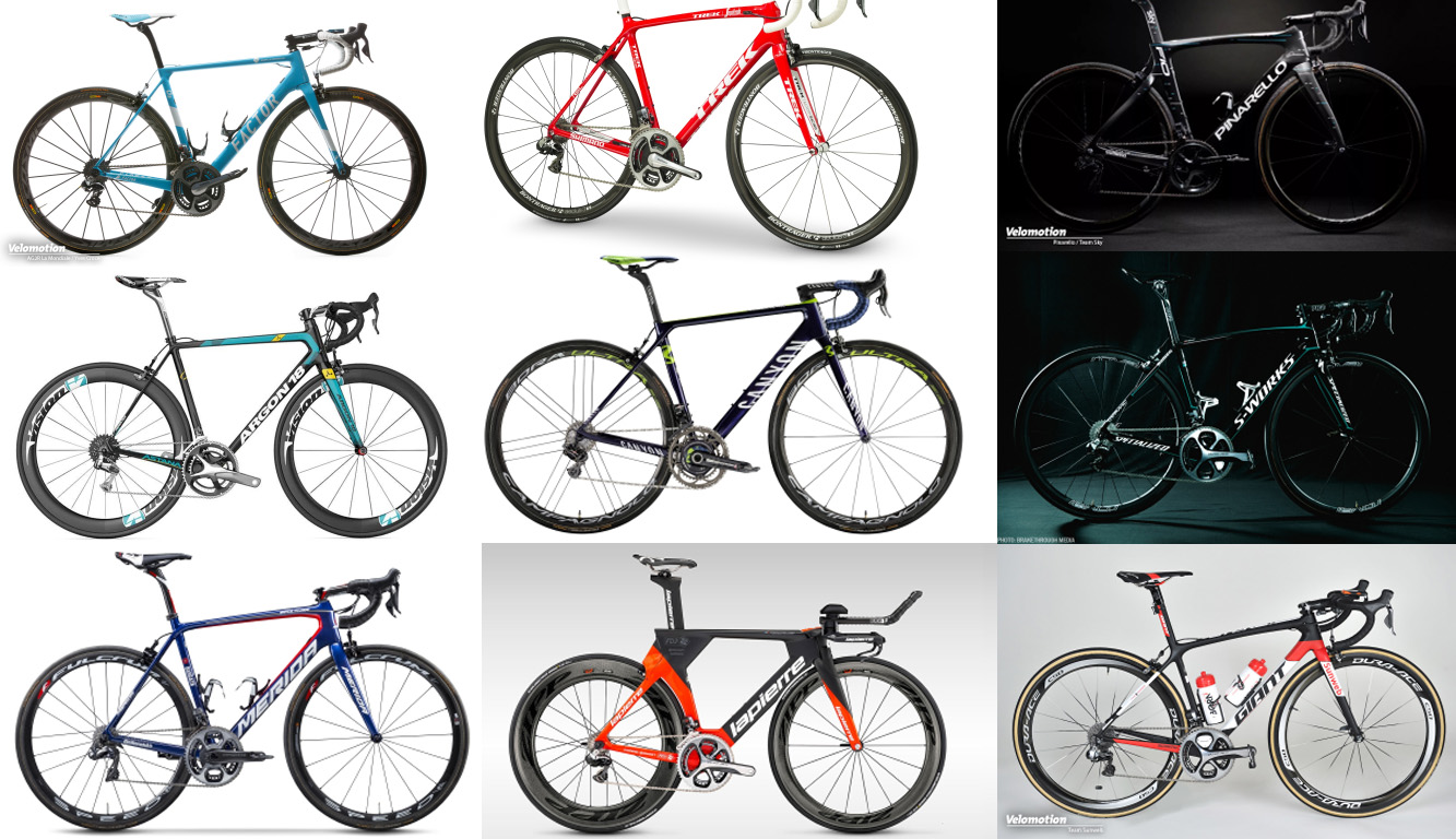 Teamräder WorldTour