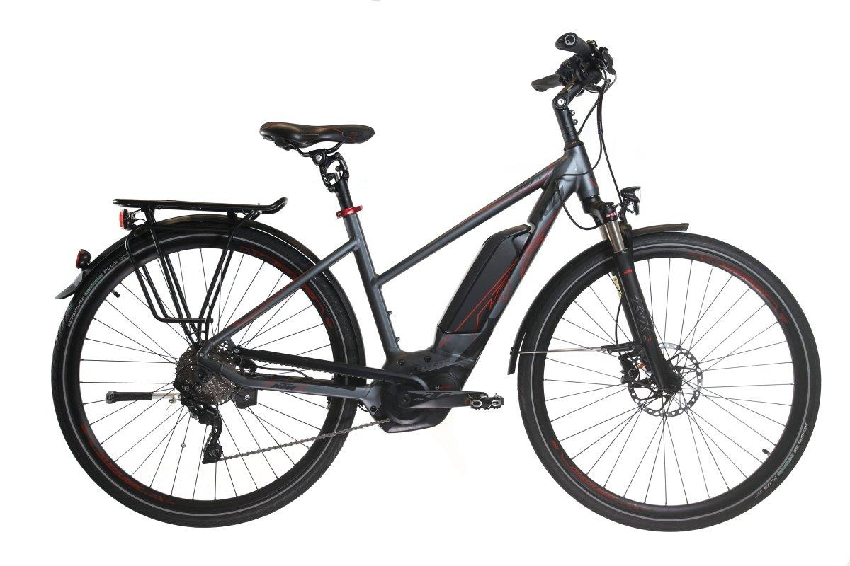 Focus E-Bike Test 2017