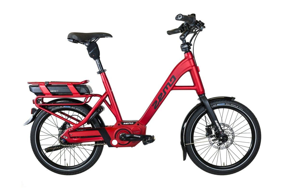 FOcus E-Bike Test 2017: Kompakträder