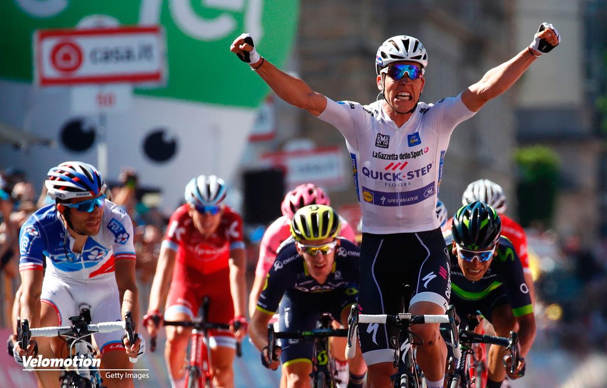 Bob Jungels Giro d'Italia