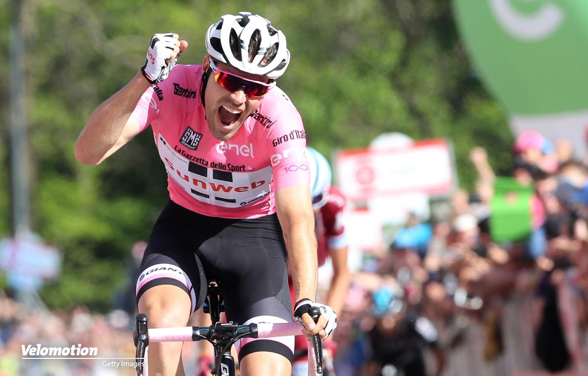 Giro d'Italia Tom Dumoulin