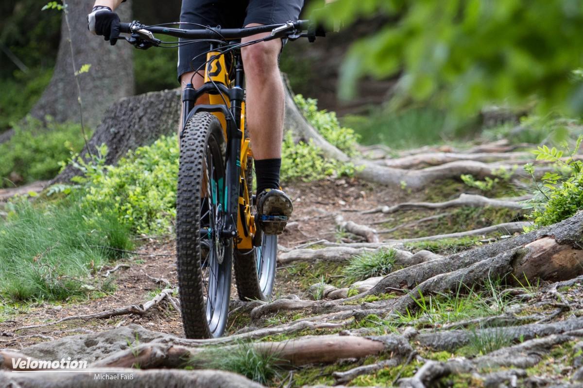 Trailbike Test