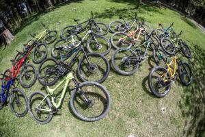 Trailbike Test 2017
