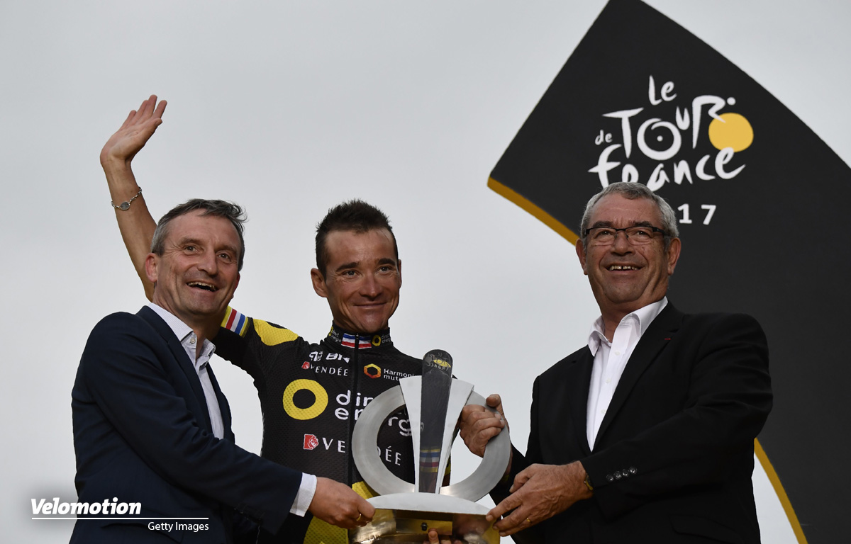 Tour de France Thomas Voeckler