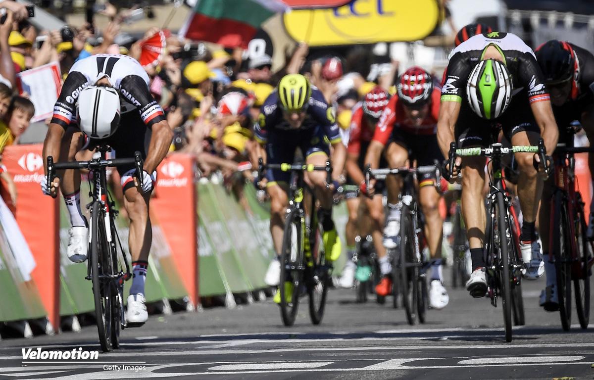 Michael Matthews Tour de France