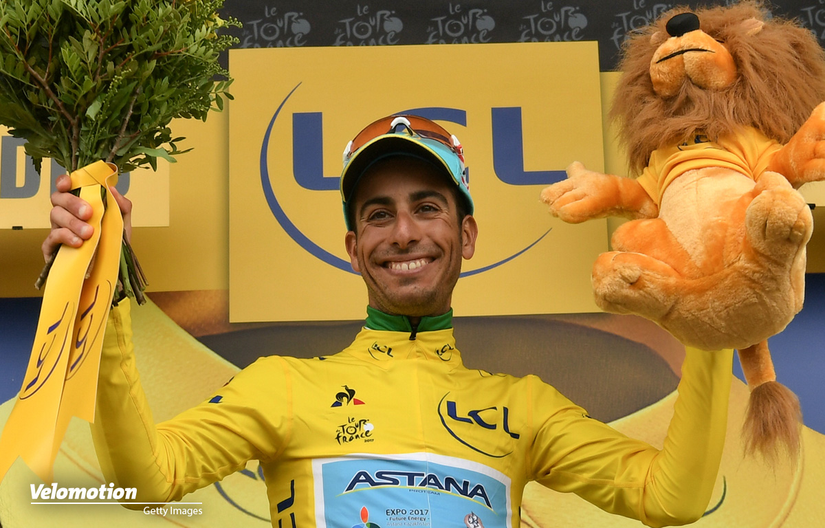 Tour de France 2019 Bergtrikot Fabio Aru