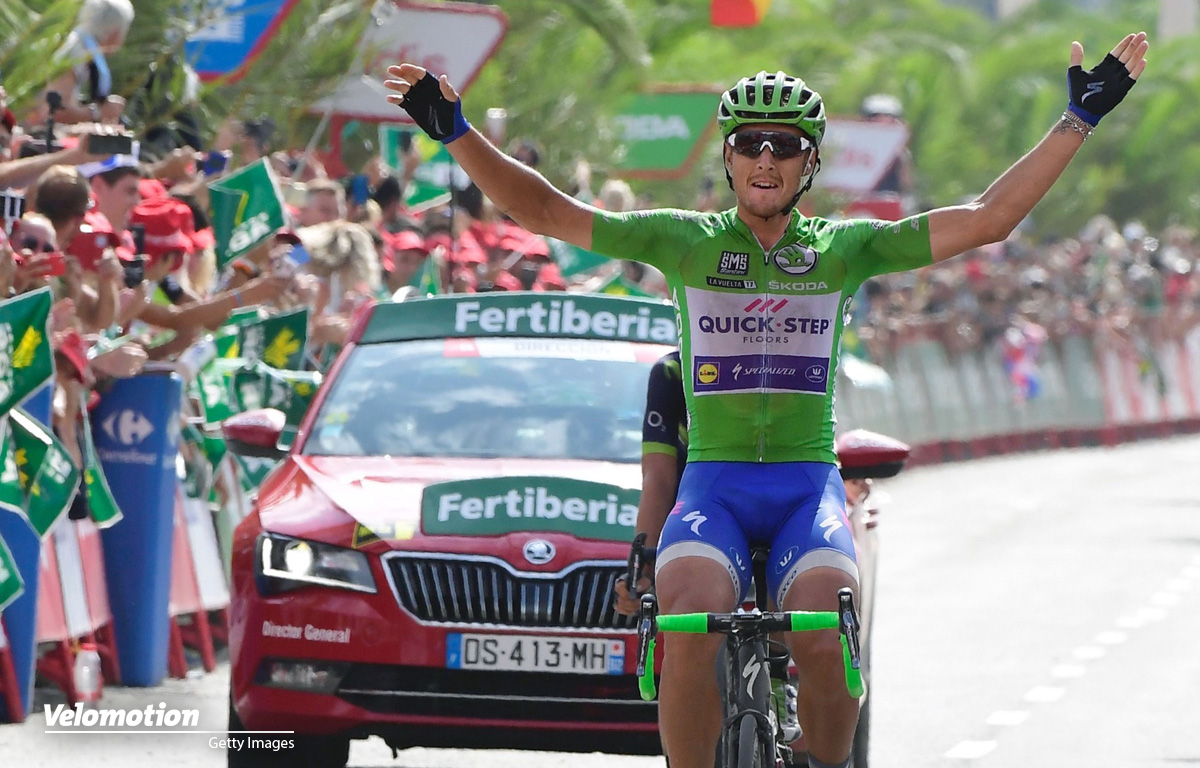 Trentin Matteo Quick-Step Vuelta