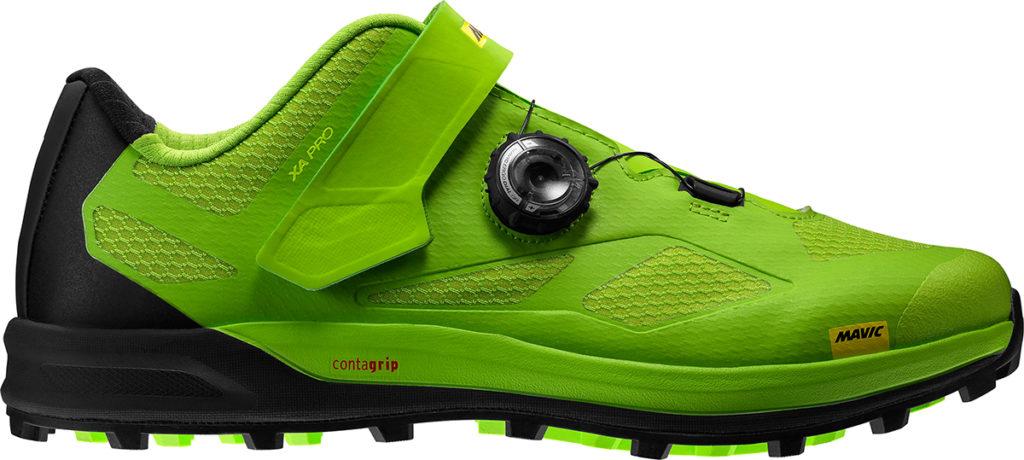 Mavic XA Pro schuh in grün