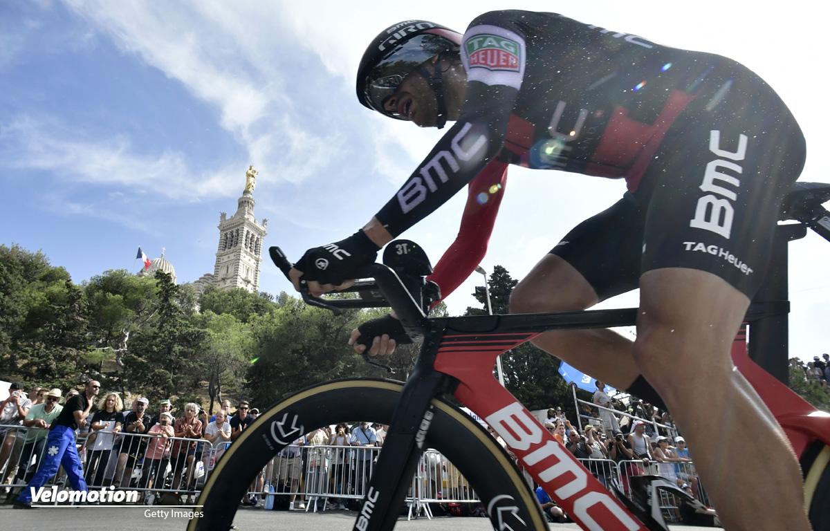 BMC Vuelta a Espana Damiano Caruso
