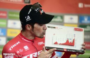 Vuelta Espana Contador Angliru