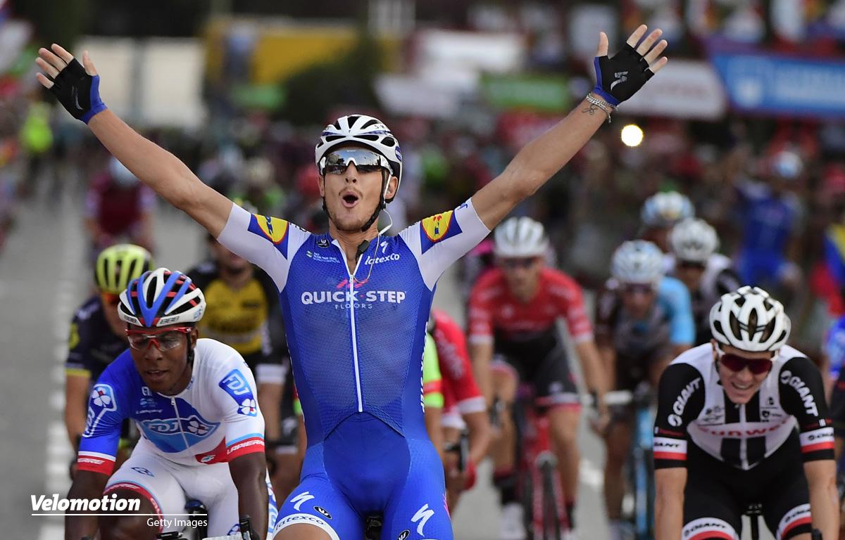 Trentin Matteo Vuelta