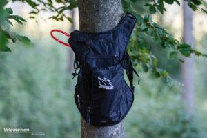 Uswe Airbourne am Baum