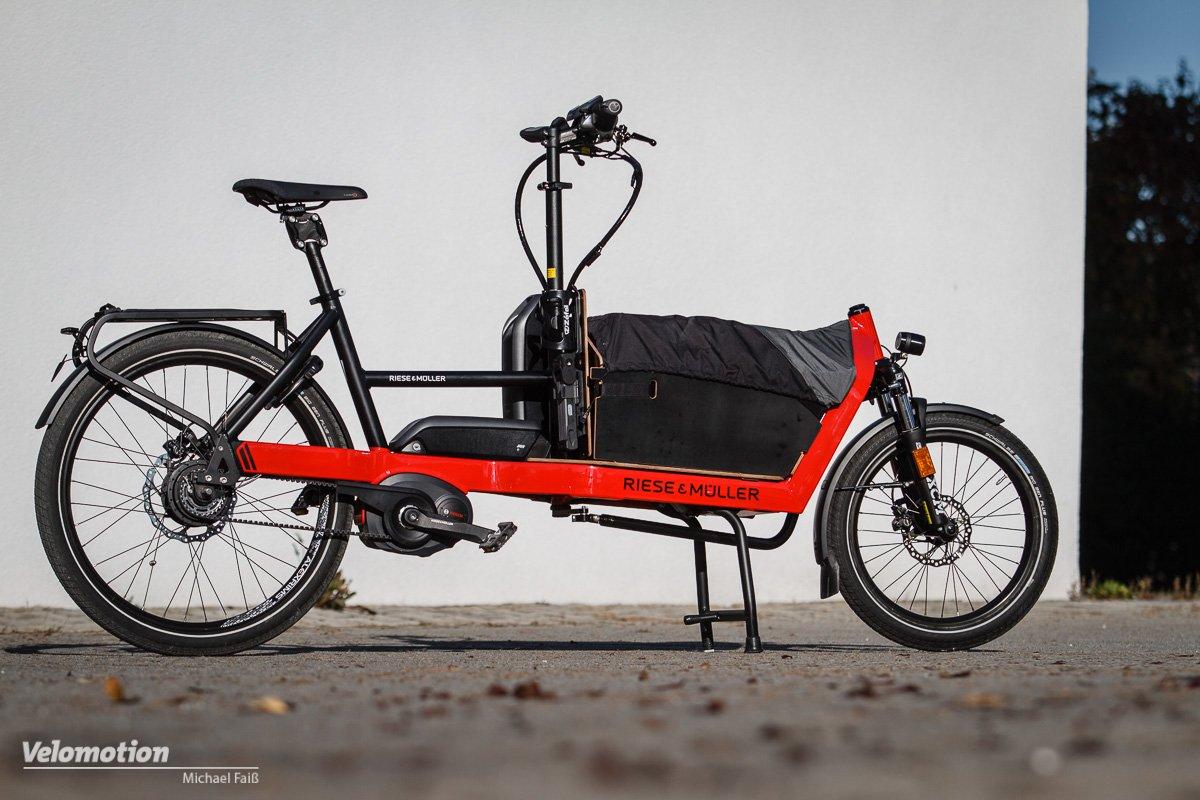 test riese m ller packster 40 der kombi unter den e bikes. Black Bedroom Furniture Sets. Home Design Ideas