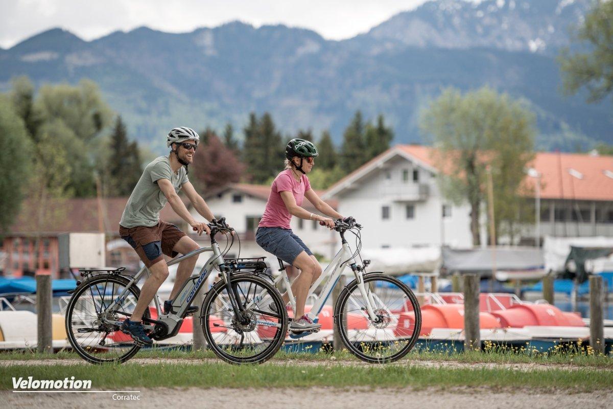 Corratec Trekkingbikes