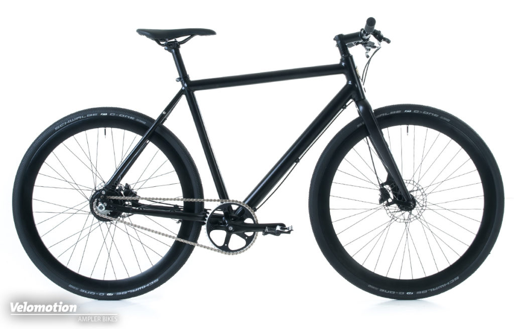 ampler bikes hawk herren