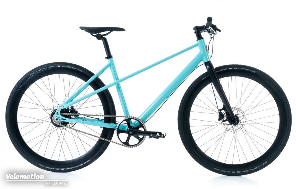 ampler bikes hawk damen