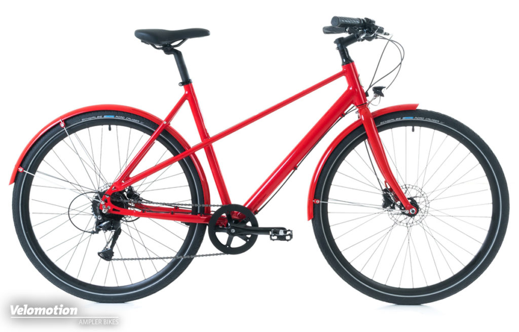 ampler bikes bilberry damen