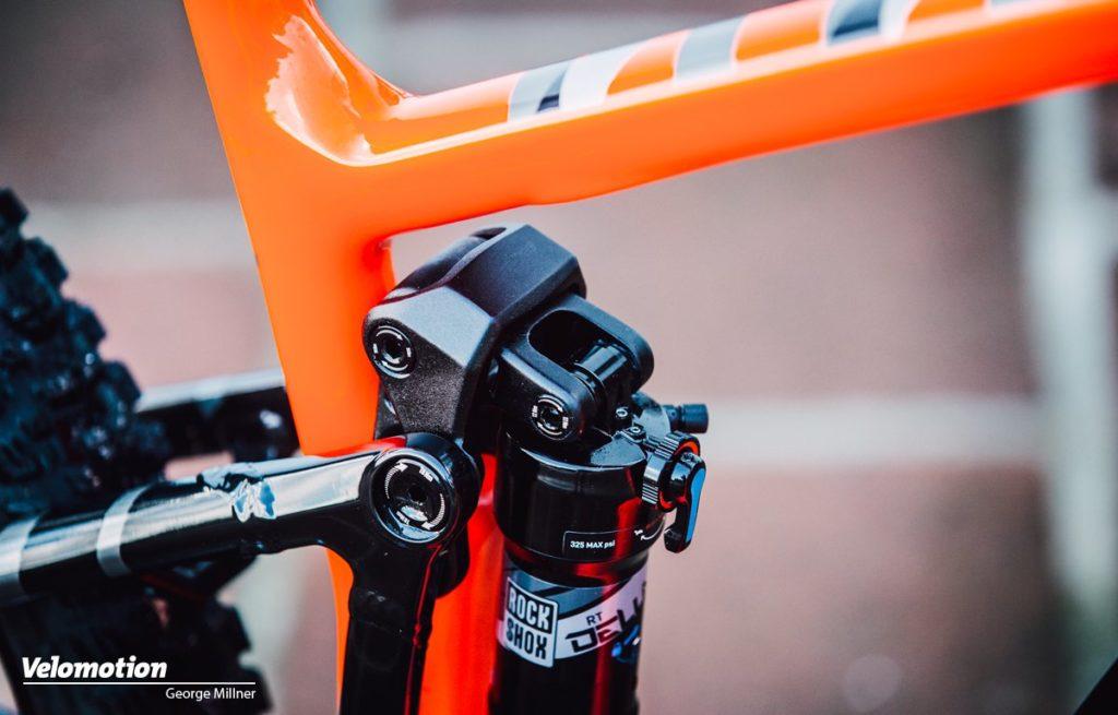 focus sam2 c f.o.l.d suspension