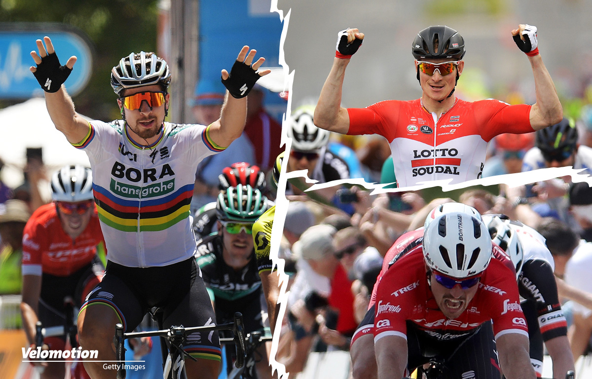 Radsport Highlights Januar Sagan Greipel Degenkolb