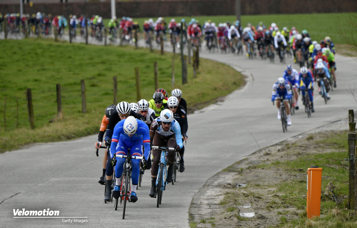 Radsport Februar Omloop