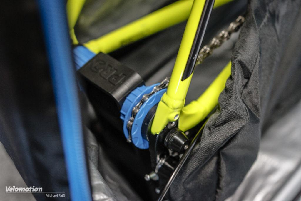 PRO bike travel case Mega