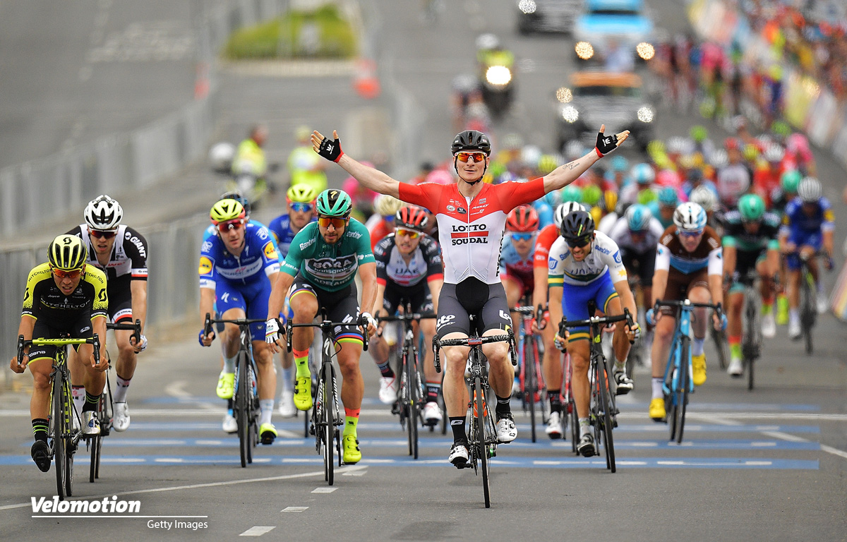 Greipel Tour Down Under