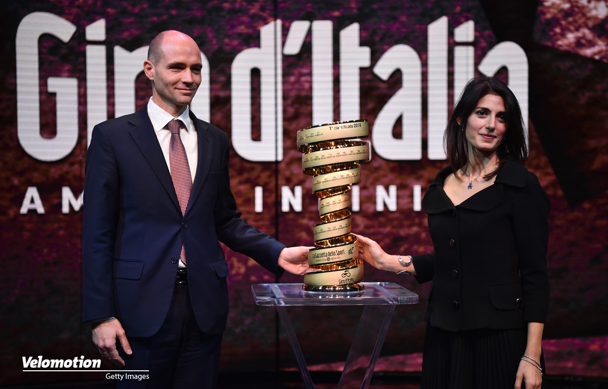 Giro d'Italia Wildcards
