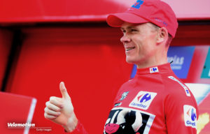 Froome Sperre