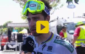 Sagan Peter Tour Down Under Video Interview