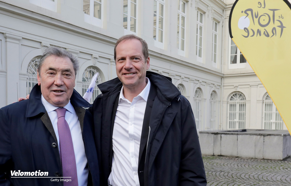 Tour de France 2019 Eddy Merckx