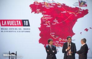 Vuelta a Espana 2018